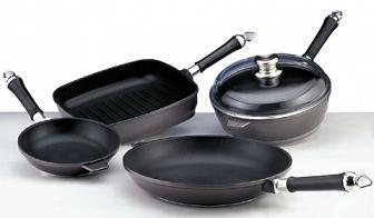 современные сковороды