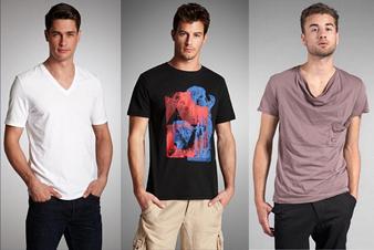 Современные футболки для мужчин