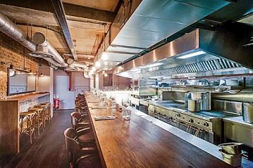Системы вентилирования кафе и ресторанов