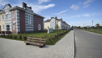 Поселок Артек - таунхаусы в подмосковье