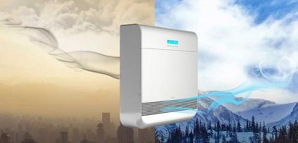 Вентиляция и очистка воздуха в жилых помещениях