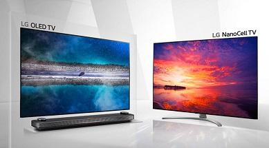 Современные телевизоры LG