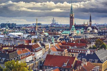 Туристический Копенгаген