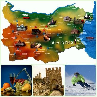 Туризм в Болгарию
