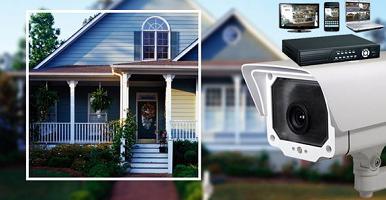Видеонаблюдение для загоородного дома