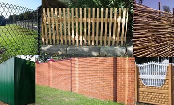 Заборы для дач и загородных домов